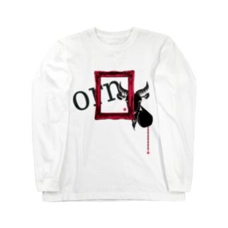 orn---Capricorn Long sleeve T-shirts