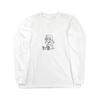 さっちゃん Long sleeve T-shirts