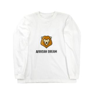 African Dream Long sleeve T-shirts