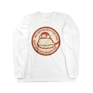ぶんちょうマーケット Long sleeve T-shirts