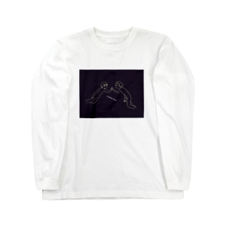 ランデブー Long sleeve T-shirts