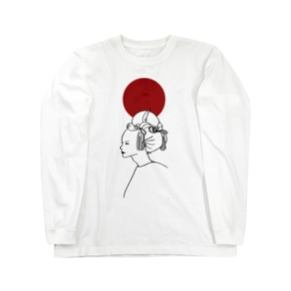 NIPPON? Long sleeve T-shirts