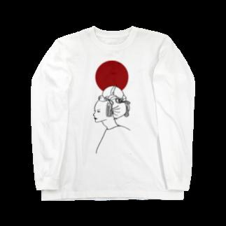 ノエのNIPPON? Long sleeve T-shirts