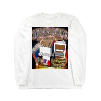 引っ越し記念 Long sleeve T-shirts