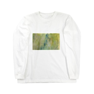 「ギラギラ」 Long sleeve T-shirts