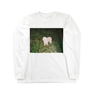 sayuのよその犬 Long sleeve T-shirts