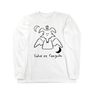 ばふぉめっと Long sleeve T-shirts