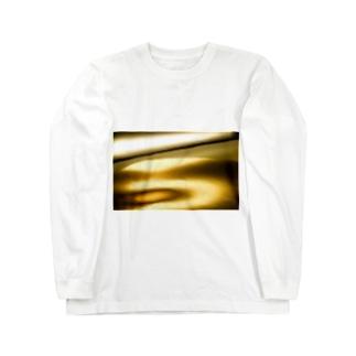 金運が上がる Long sleeve T-shirts