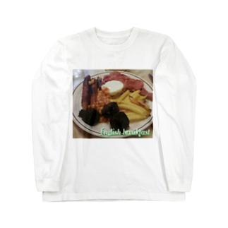 English breakfast Long sleeve T-shirts