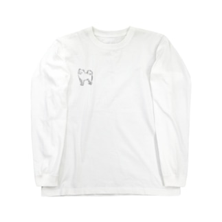 いぬちゃん Long sleeve T-shirts