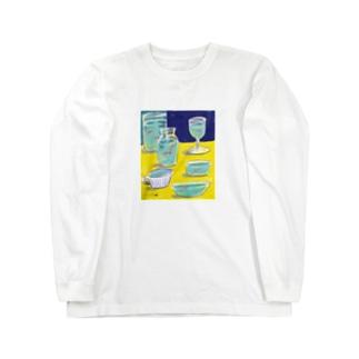 きんぎょ Long sleeve T-shirts