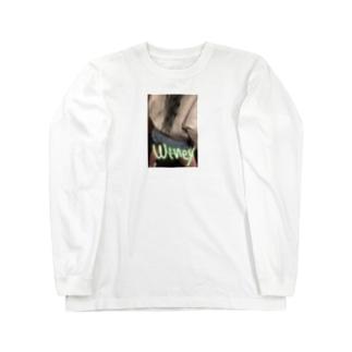 Winey Long sleeve T-shirts