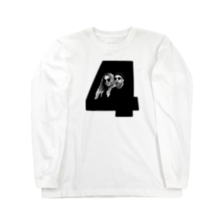 4 Long sleeve T-shirts