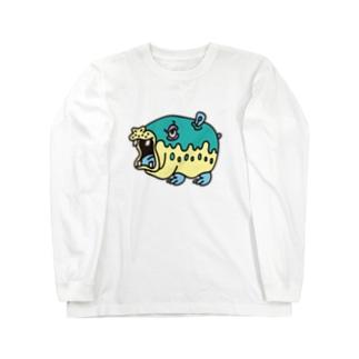 カバサン Long sleeve T-shirts