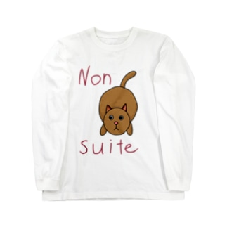Non Suite Long sleeve T-shirts