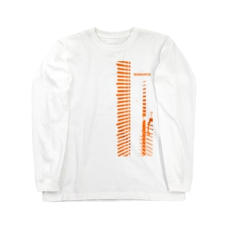 romance Long sleeve T-shirts