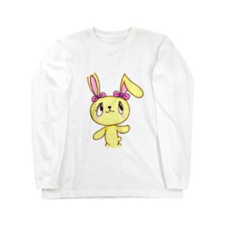 心の妖精・ココロン Long sleeve T-shirts
