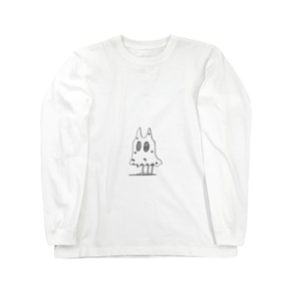 かぶってるやつ Long sleeve T-shirts