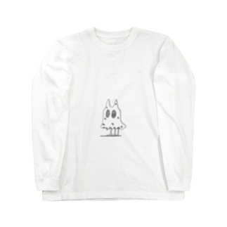 Tommy_is_mozukuのかぶってるやつ Long sleeve T-shirts