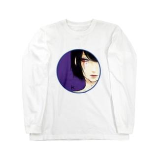 血涙 Long sleeve T-shirts