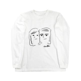 my. bady Long sleeve T-shirts