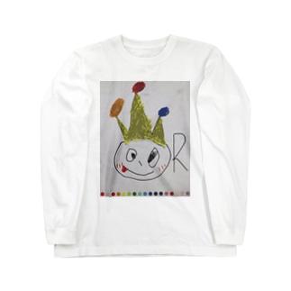 可愛いプリンスグッズ  Prince Long sleeve T-shirts