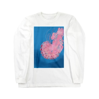 jelly jellyfish Long sleeve T-shirts