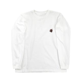 まぐちゃん Long sleeve T-shirts