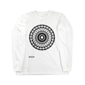 日蝕 Long sleeve T-shirts