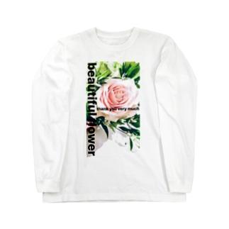 beautifulflower Long sleeve T-shirts