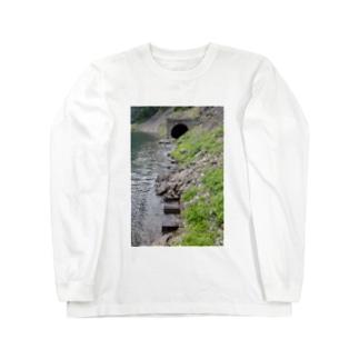 廃線 その1 Long sleeve T-shirts