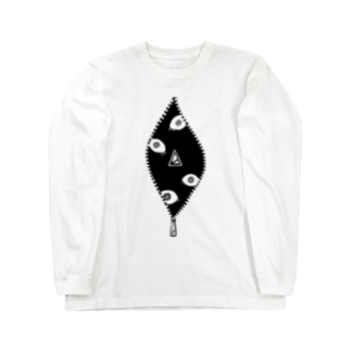 anica storeのmie+anica ver.01 Long sleeve T-shirts