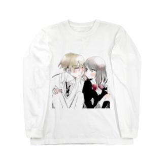 淡恋 Long sleeve T-shirts