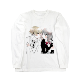 橘りたの淡恋 Long sleeve T-shirts