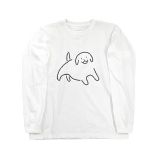 グッドドッグ Long sleeve T-shirts