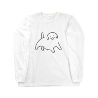 グッドドッグ Long sleeve T-shirts