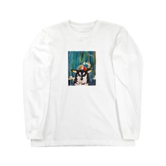 しべりあんぼーい Long sleeve T-shirts