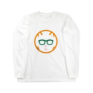 パ紋No.3186 ゆあ Long sleeve T-shirts