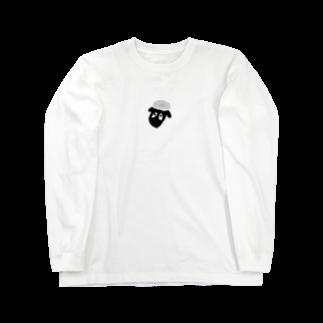 🥀じゅんた🥀のひつじのしょーん Long sleeve T-shirts