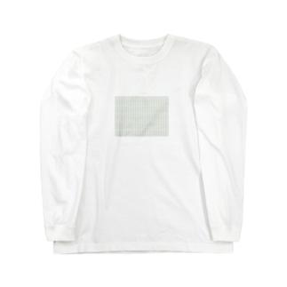 一六キュー 御茶 Long sleeve T-shirts