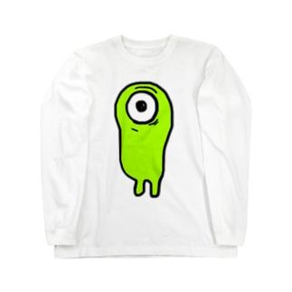 こんどろいちん Long sleeve T-shirts