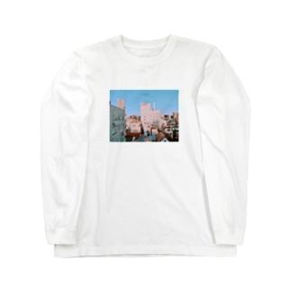 nippori Long sleeve T-shirts