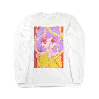 きゅん Long sleeve T-shirts