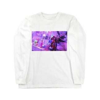 おへや c Long sleeve T-shirts