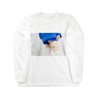 しろこばーこーど a Long sleeve T-shirts