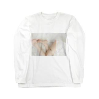しろこばーこーど b Long sleeve T-shirts