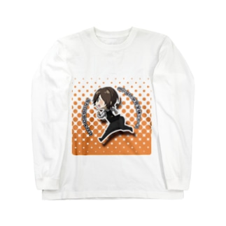 mi-ya.(DASH_2) Long sleeve T-shirts