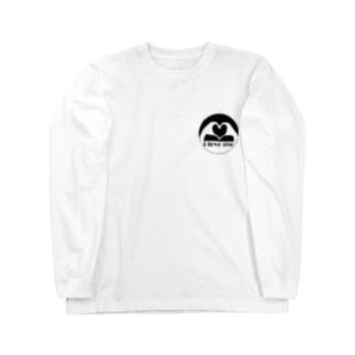 アイラブミー Long sleeve T-shirts