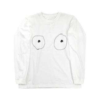 おっぱイル Long sleeve T-shirts