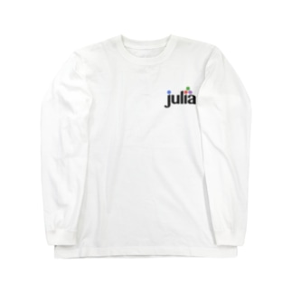 The Julia Language Long sleeve T-shirts